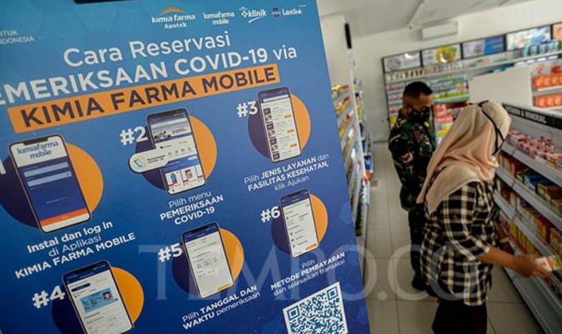 Jokowi Batalkan Vaksin Berbayar