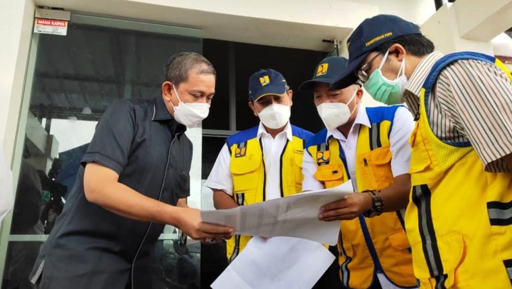 Jokowi Dijadwalkan Segera Resmikan Bendungan Paselloreng Wajo