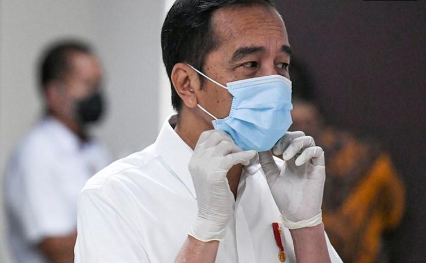 Jokowi Komentar Begini Jelang Berakhirnya PPKM Darurat