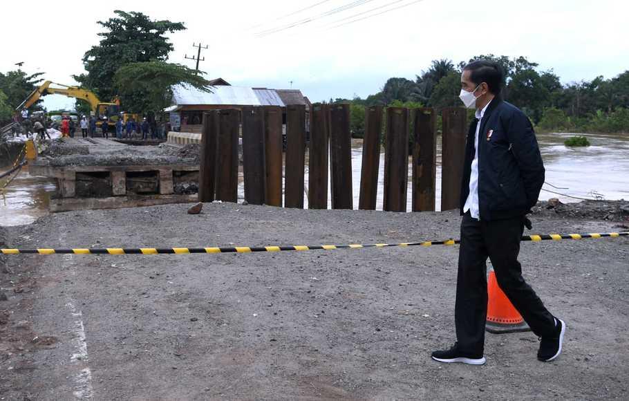 Jokowi OTW ke Sulbar