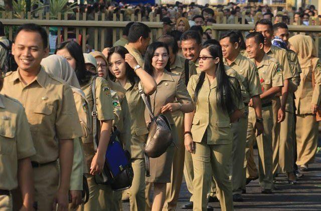 Jokowi Tetapkan Nilai Tunjangan PNS untuk 4 Jabatan Fungsional