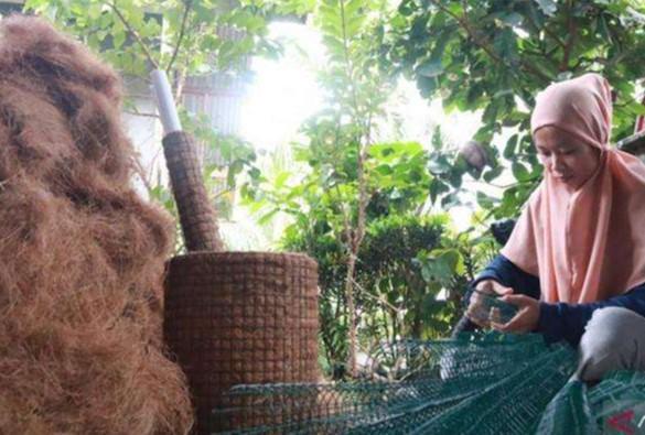 Jualan Pot Bunga saat Pandemi, Ibu Ini dapat Omset Jutaan Rupiah per Bulan