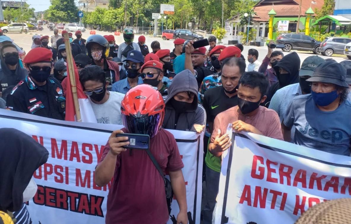 Jubir Maros Keren : Demo di Kajati Maros Diduga Ditunggangi Paslon Tertentu