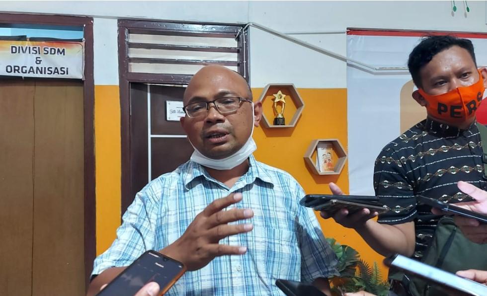 Jubir Paslon Terbaik Laporkan Oknum  Bawaslu Muna di Bawaslu Provinsi