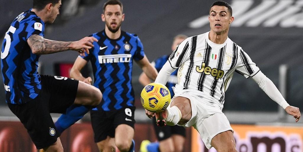 Juventus Lolos ke Final Coppa Italia Usai Bermain Imbang Lawan Inter