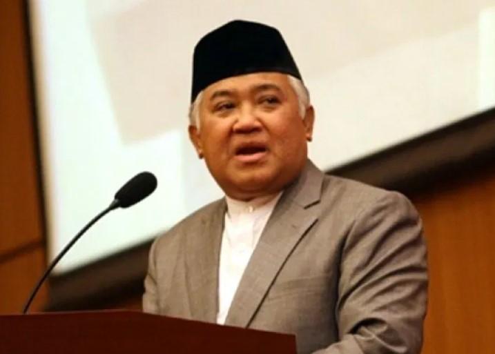 KAMI Beri Warning, Din Syamsuddin: Kekacauan Hampir di Semua Bidang, Ada Upaya Mengubah Pancasila