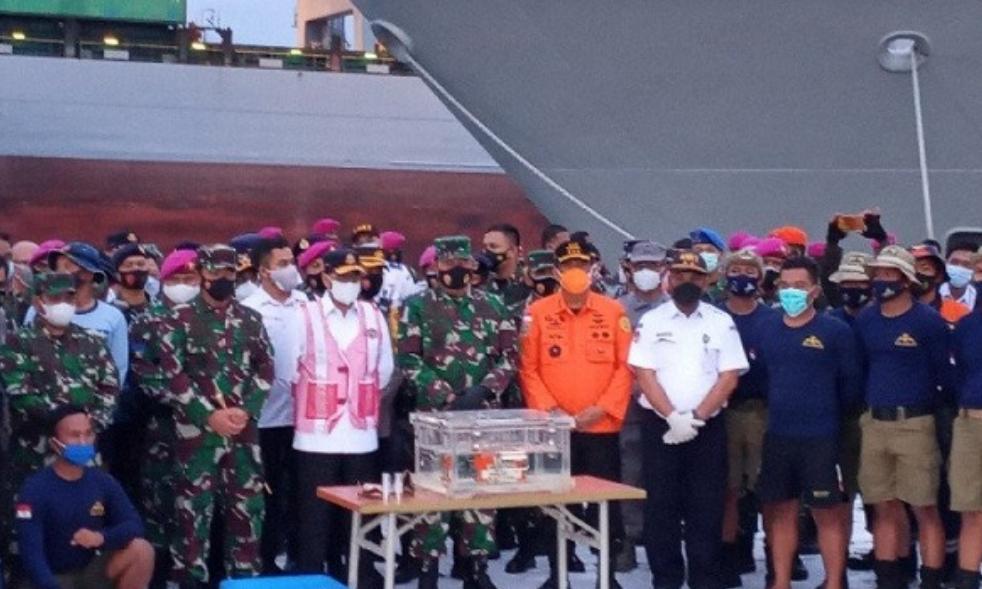 KNKT Paparkan Hal Ini setelah Flight Data Recorder Sriwijaya SJ-182 Berhasil Diunduh
