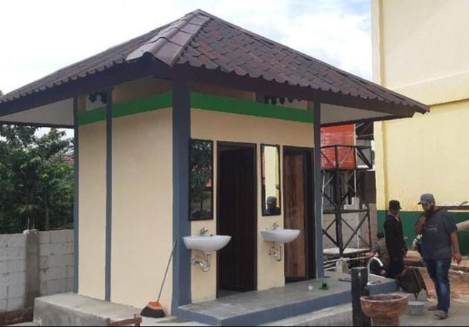 KPK Pelototi Proyek Pembangunan Toilet Mewah di Bekasi