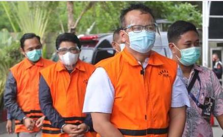 KPK Perpanjang Penahanan Edhy Prabowo hingga 23 Januari 2021