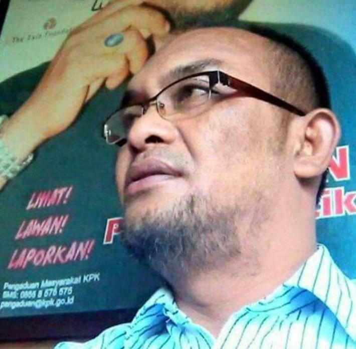 KPK Sudah Berubah, Djusman Desak Komisioner dan Dewas Jawab Keraguan Publik