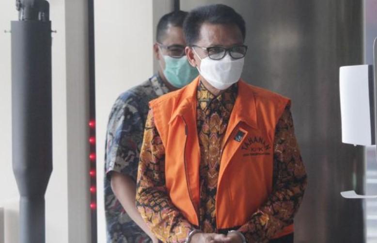 KPK Tunggu Fatwa MA Soal Lokasi Sidang Nurdin Abdullah