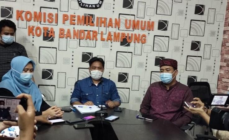 KPU Diskualifikasi Paslon Pemenang Pilkada Lampung, Ini Alasannya