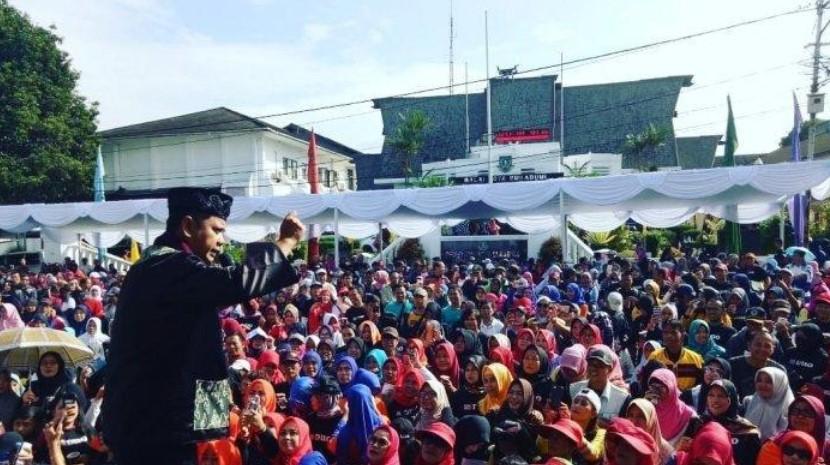 KPU Tetap Izinkan Konser Musik Saat Kampanye Pilkada