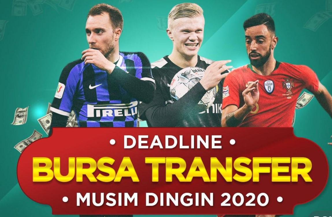 Kabar Terbaru Bursa Transfer Klub-klub Elite Eropa, Simak Selengkapnya