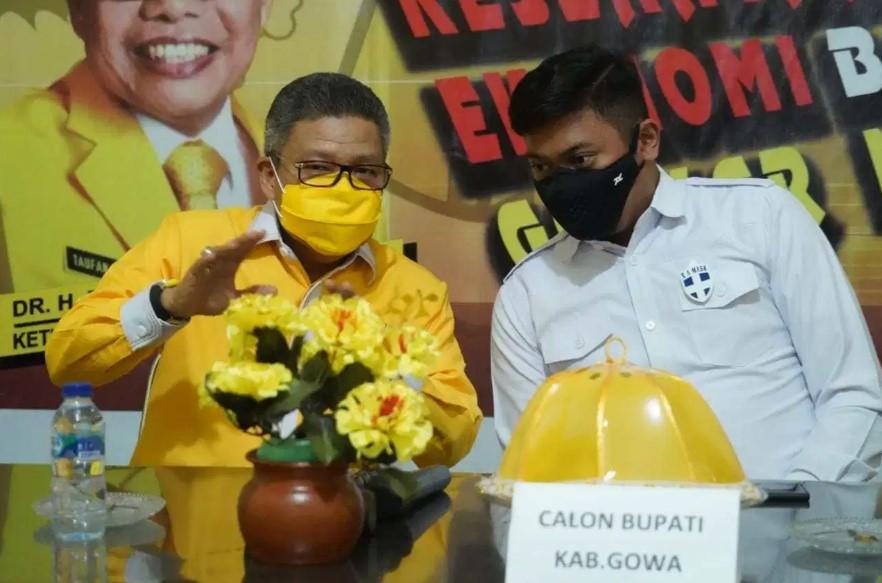 Kader Muda Golkar yang Menang di Pilkada 2020, di Sulsel Ada Adnan