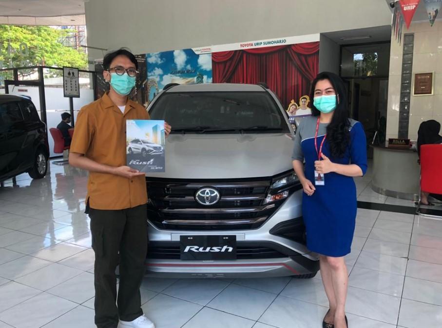 Kalla Toyota Kuasai Aspal Sulawesi