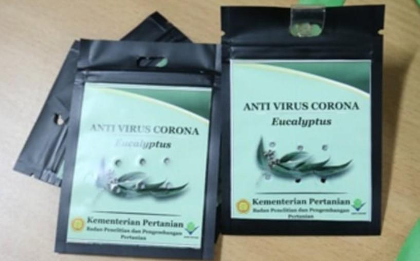 Kalung Antivirus Corona Buatan RI Diproduksi Massal Bulan Depan