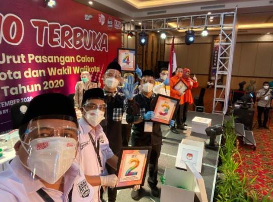 Kampanye Berakhir, KPU Umumkan Harta Kekayaan Paslon Cawalkot Makassar