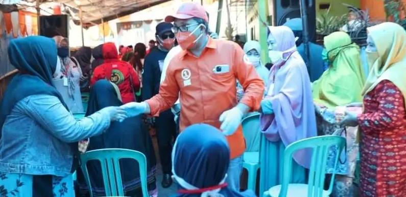 Kampanye di Suangga, Danny diminta Warga Hidupkan Kembali Majelis Taklim dan Komunitas Perempuan