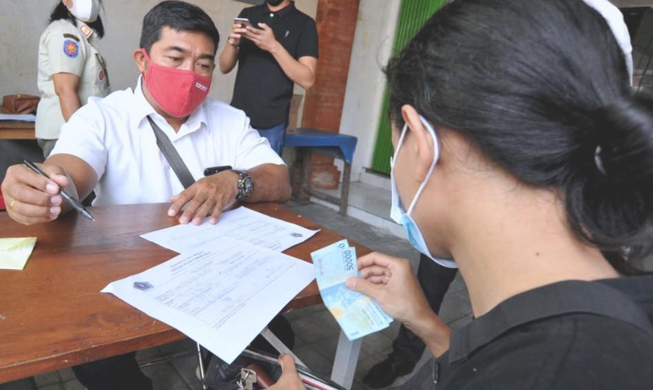 Kantor di Zona Merah Corona Wajib WFH hingga 75 %
