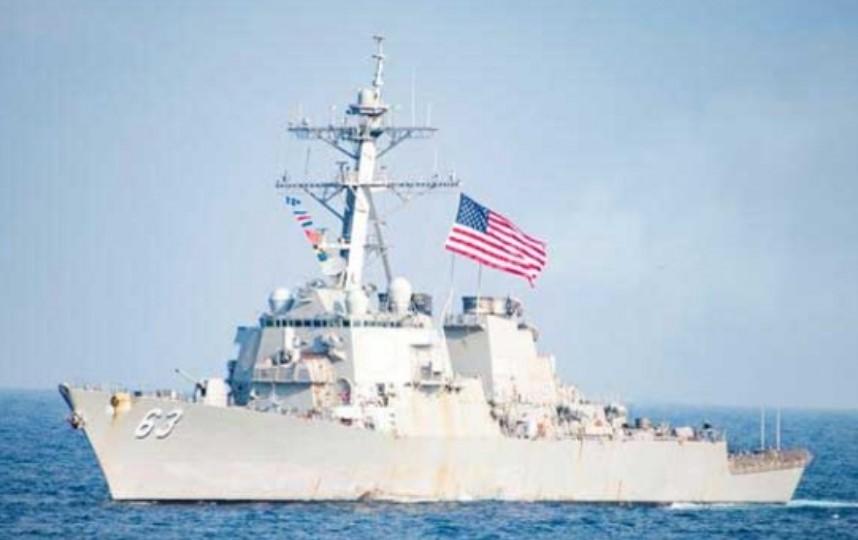 Kapal Perang Amerika Deteksi Sejumlah Drone Misterius di Pantai Selatan California