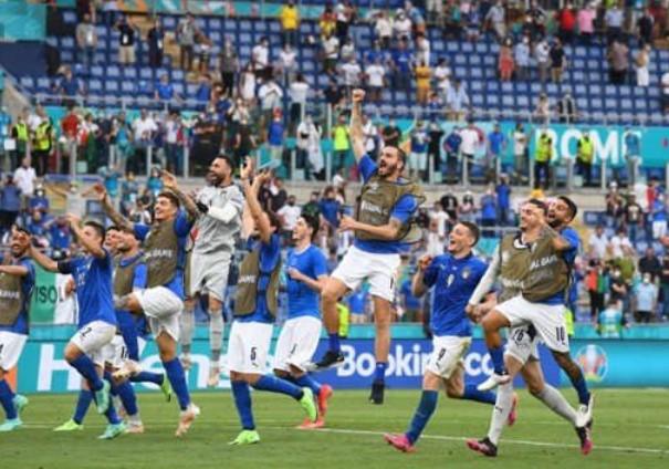 Kasus COVID-19 di Inggris Meningkat, Italia Minta Final EURO 2020 Pindah ke Roma