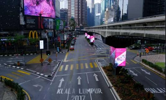 Kasus Harian Covid-19 Tinggi, Malaysia Berlakukan Lockdown Mulai 1 Juni