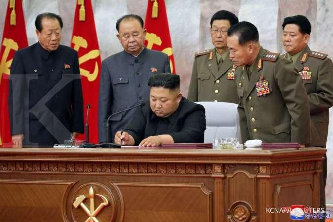 Kekurangan Makanan,Rakyat Korea Utara Disuruh Makan Kura-Kura