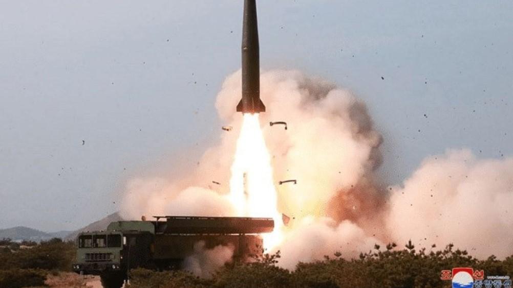 Kembali Luncurkan Rudal Balistik, Korea Utara Tebar Ancaman