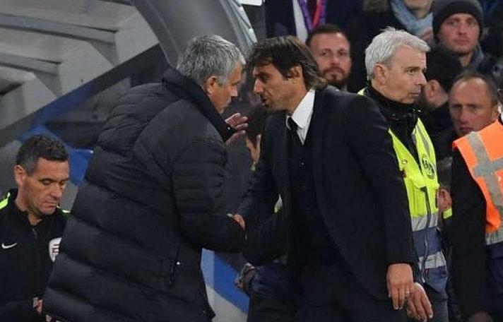 Kembali Terlibat Persaingan, Ini Dua Kesamaan Antonio Conte dan Jose Mourinho