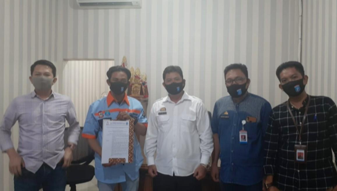 Kembalikan Uang Puluhan Juta, Juru Parkir Ini Diangkat Jadi Pegawai PD Parkir Makassar Raya