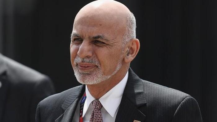 Kemenlu UEA Ungkap Keberadaan Presiden Afghanistan