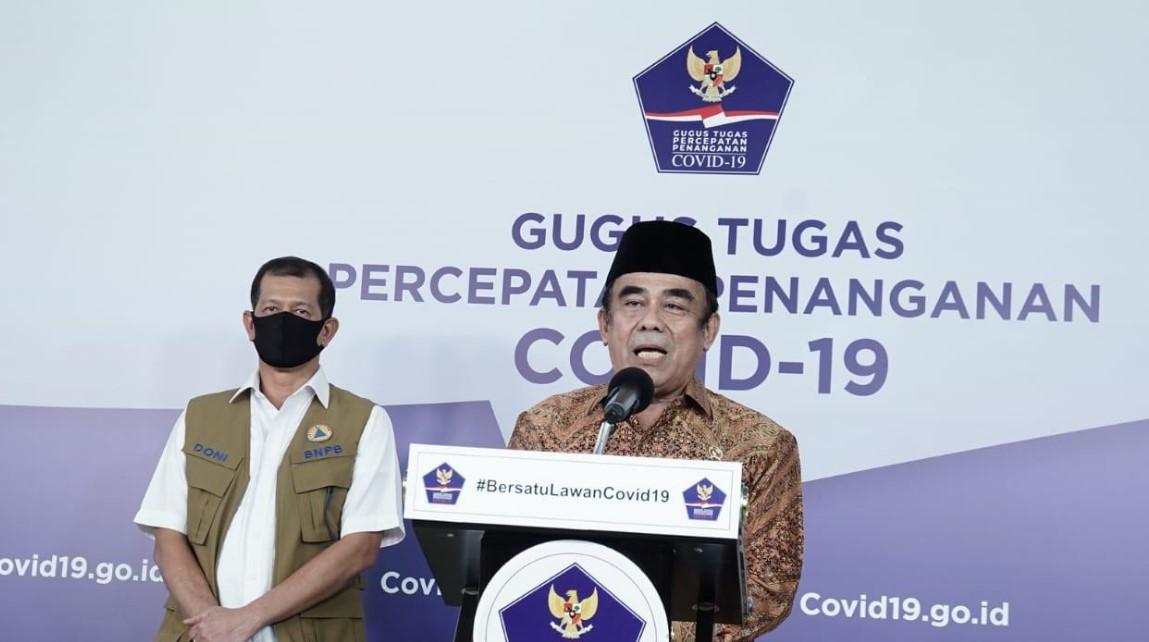 Kementerian Agama Batalkan Pemberangkatan Haji Tahun Ini