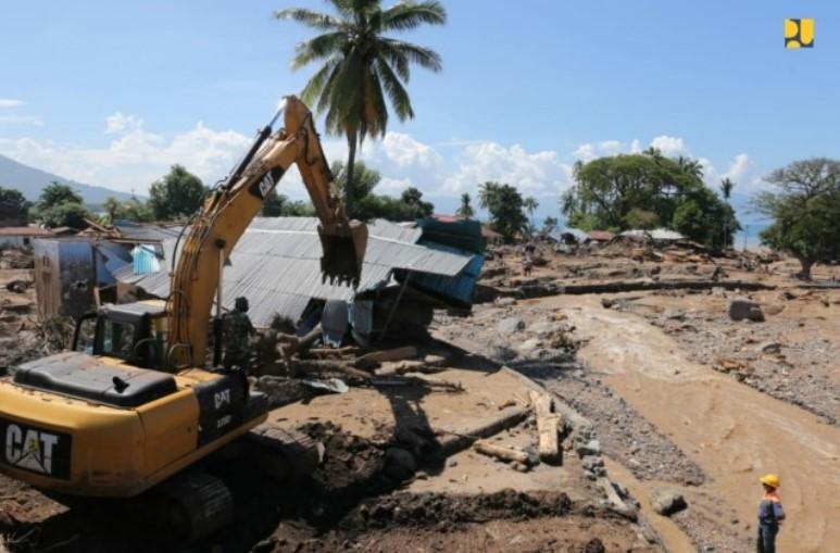 Kementrian PUPR Siapkan Relokasi Rumah Warga Korban Banjir di NTT