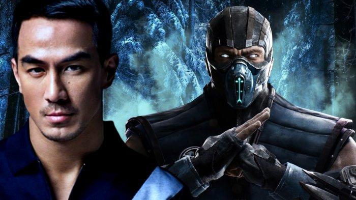 Keren! Bermain di Mortal Combat, Joe Taslim Berperan Sebagai Sub-Zero