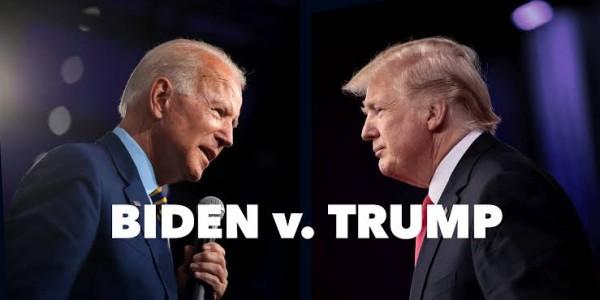 Ketua DPR AS Umumkan Kemenangan Biden atas Trump