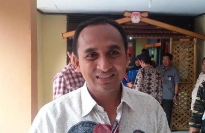 Ketua KPU Sulsel, Faisal Amir Positif  Corona