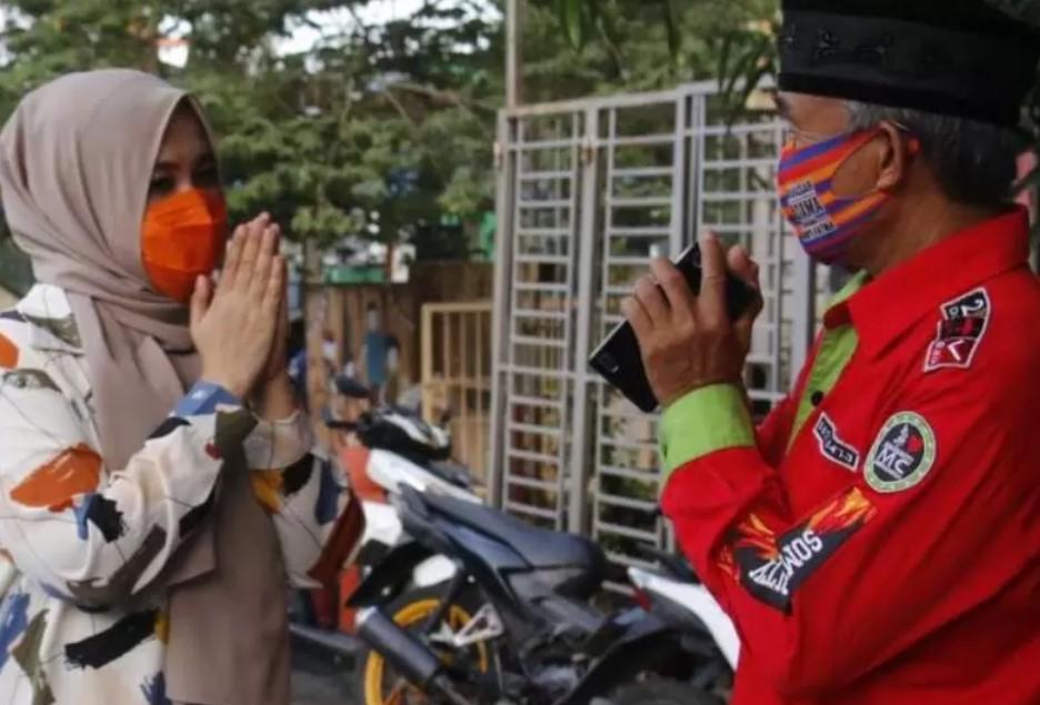 Ketua RT Ungkap Alasan Tetap Setia Dukung Danny Pomanto