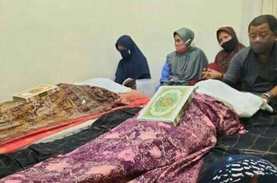 Kiai Ini Wafat Satu Jam Usai Kematian Istrinya, Sempat Tuntun Syahadat Sang Istri Tercinta