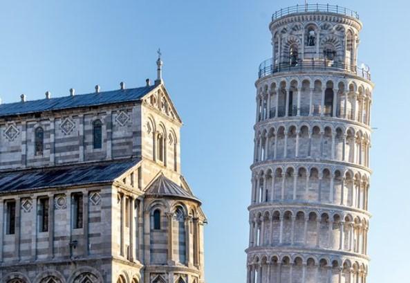 Kisah di Balik Miringnya Menara Pisa