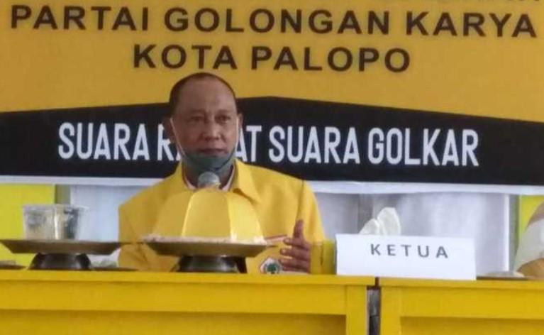 Kisruh Money Politic Golkar Palopo Diselesaikan Internal