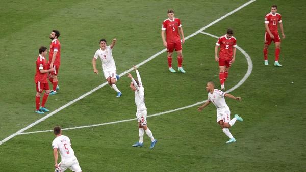Klasemen Grup B Euro 2020: Ini Tim yang Lolos ke Babak 16 Besar