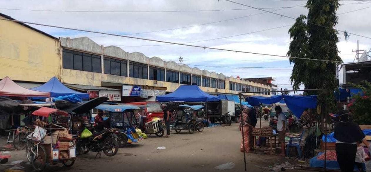Klaster Baru Penularan Covid-19, Tiga Pasar Tutup di Polman