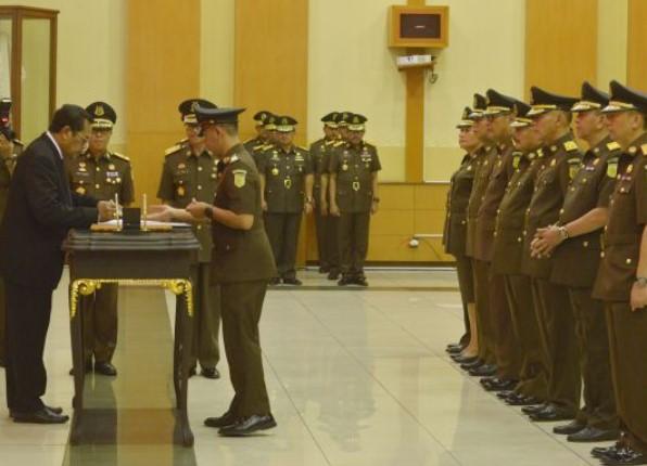 Komitmen Penegak Hukum Tangani Kasus Korupsi Masih Disangsikan