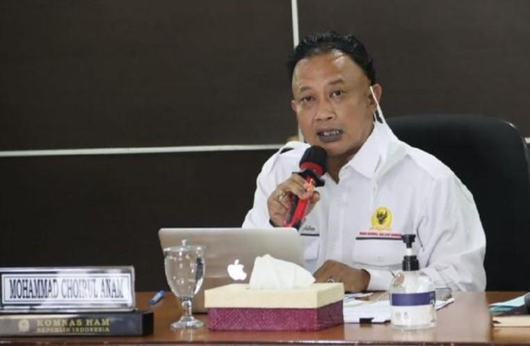Komnas HAM Sebut Pimpinan KPK tak Satu Suara Soal TWK