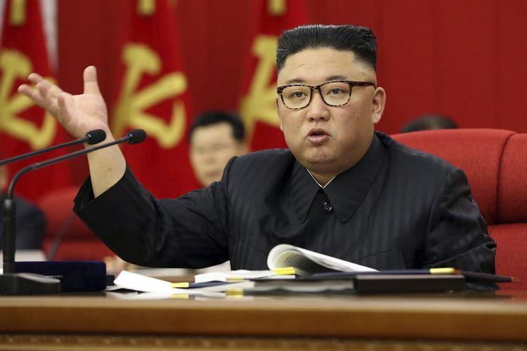 Kondisi Terbaru Kim Jong Un Bikin Warga Korea Utara Khawatir