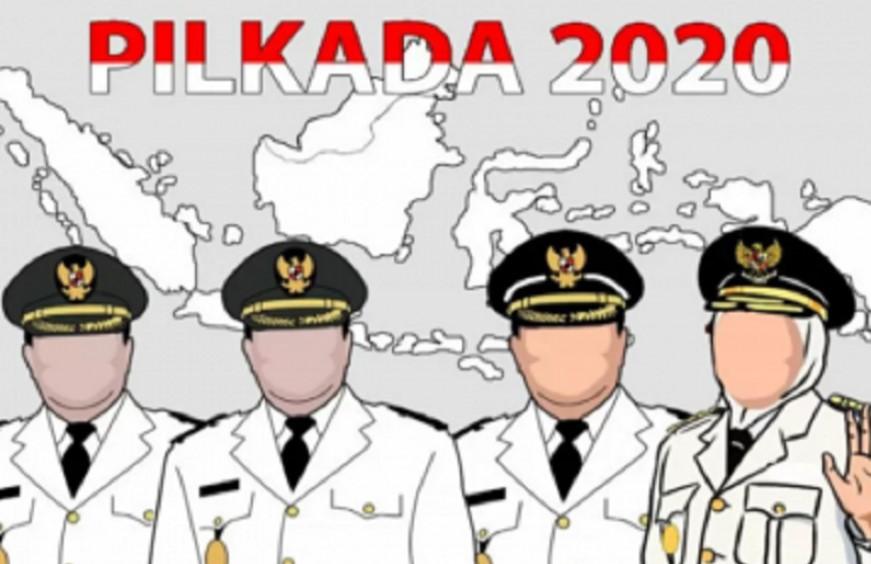 Kontestan Pilkada Ajukan Gugatan ke MK, 24 Pilbup 4 Pilwali