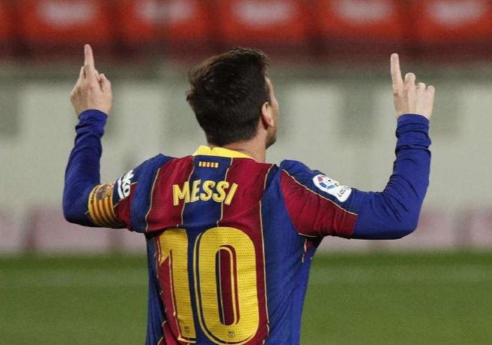 Kontraknya Habis, Messi Bertahan atau Hengkang dari Barcelona? Simak Selengkapnya