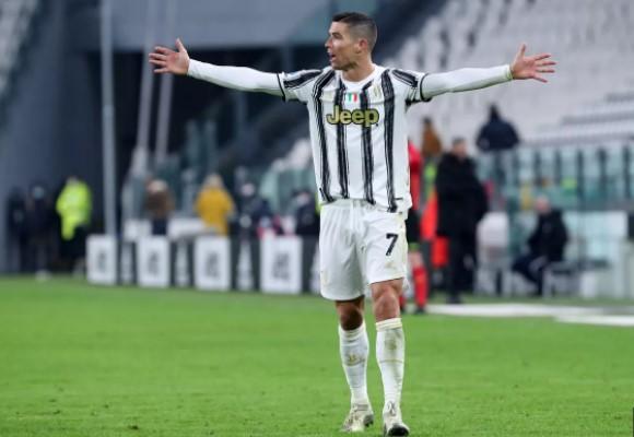 Kontribusi Minim Lawan AC Milan, Ronaldo Panen Kritik