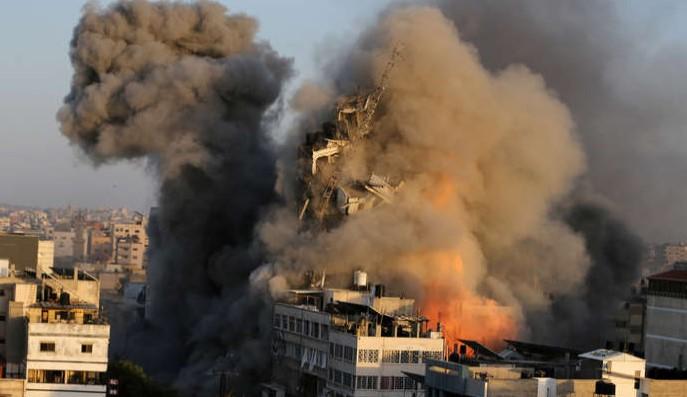 Korban Meninggal Akibat Serangan Israel Jadi 103 Orang, Termasuk 27 Anak dan 11 Wanita